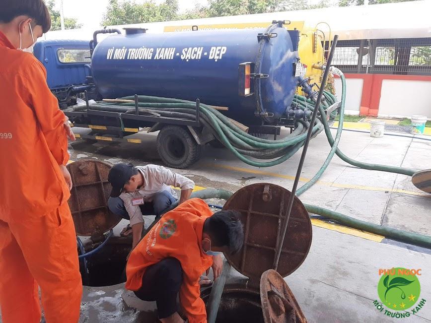 Phú Ngọc - đơn vị hút hầm cầu huyện Di Linh số một với chất lượng dịch vụ tốt